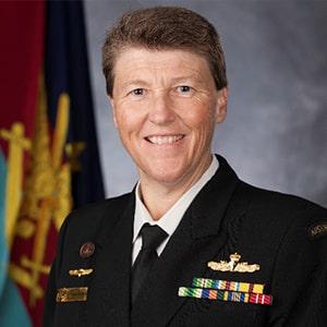 Commander Lara Fowler