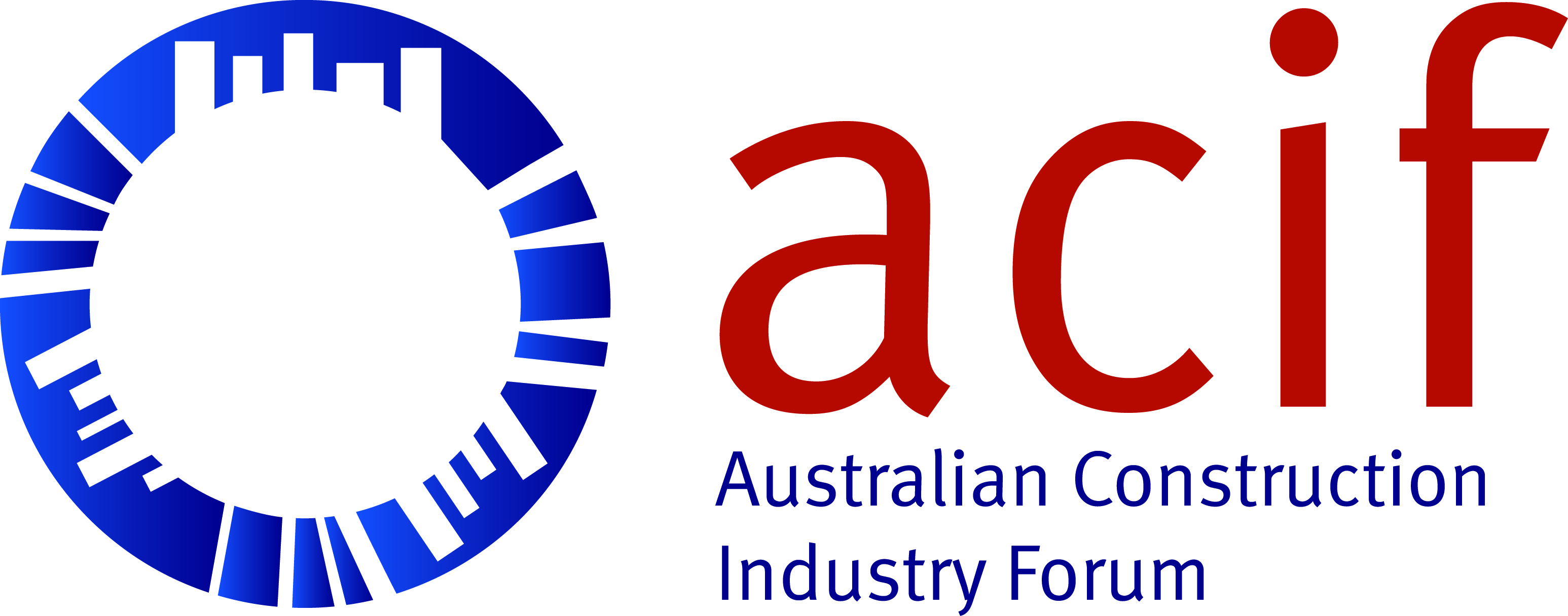 Australian Construction Industry Forum logo