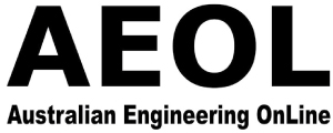 Australian Engineering OnLine logo