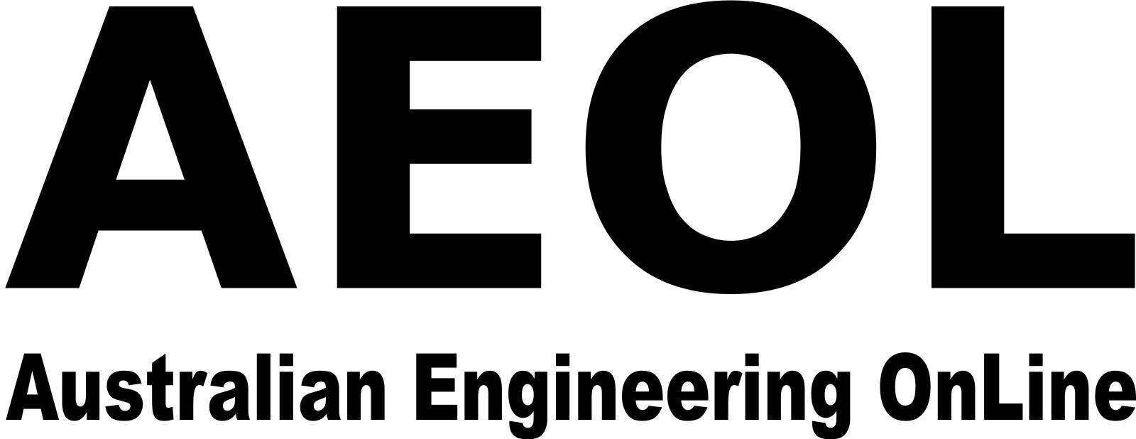Australian Engineering OnLine logo