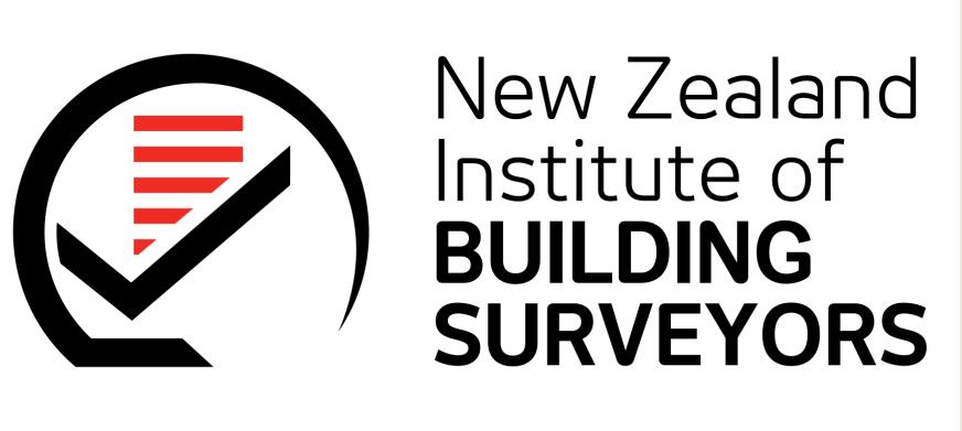 New Zealand Institute of Building Surveyors logo